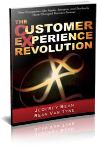 Customer Experience Revolution Book