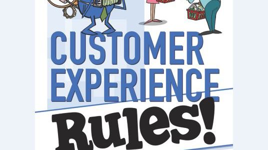 Customer service books Customer Experience Rules! Jeofrey Bean